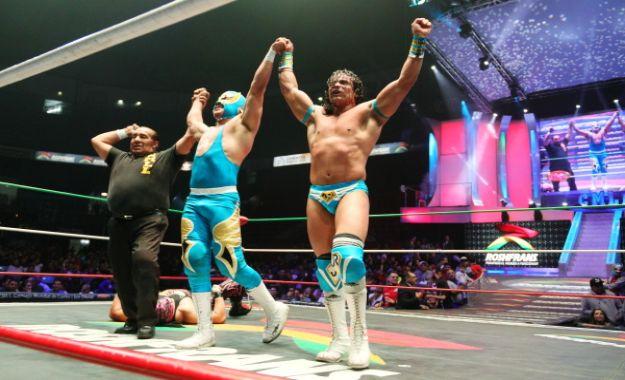 CMLL 4 de mayo