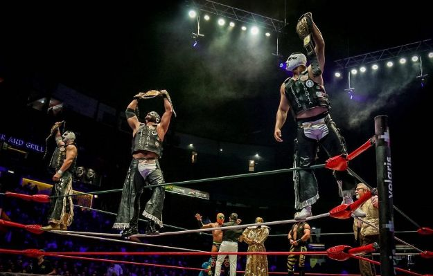 CMLL 5 Julio