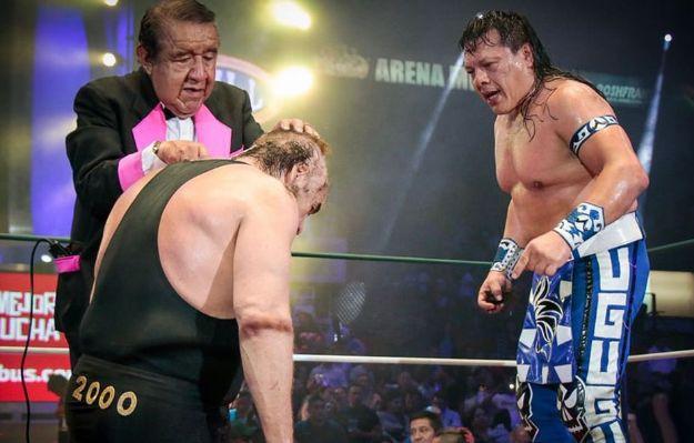 CMLL Juicio Final