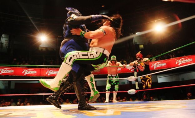 CMLL Sabado Retro