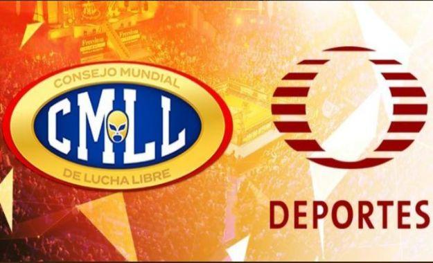CMLL regresa a Televisa