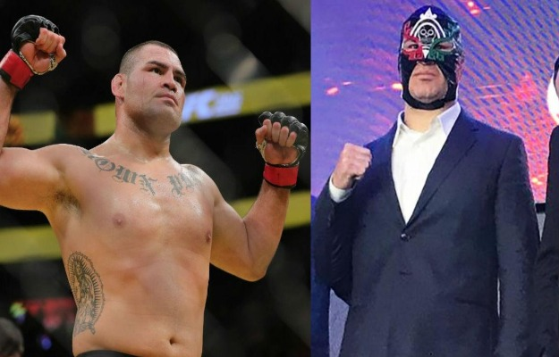 Cain Velasquez NJPW