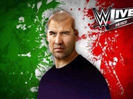 Cain Velasquez WWE México