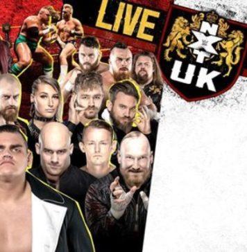Cambio Titular NXT UK