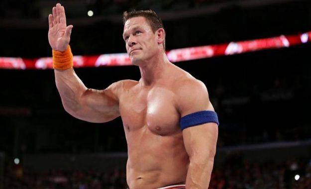 Cambio de planes con John Cena por culpa de Lars Sullivan