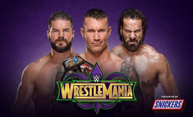 Cambios en el campeonato de Estados Unidos para Wrestlemania