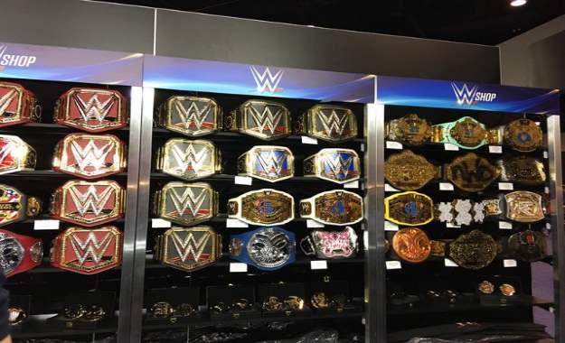 Campeón de WWE