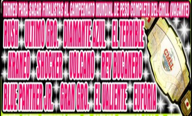 Campeonato Mundial CMLL