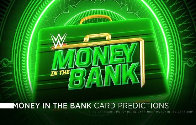 Cartelera Money in The Bank 2019