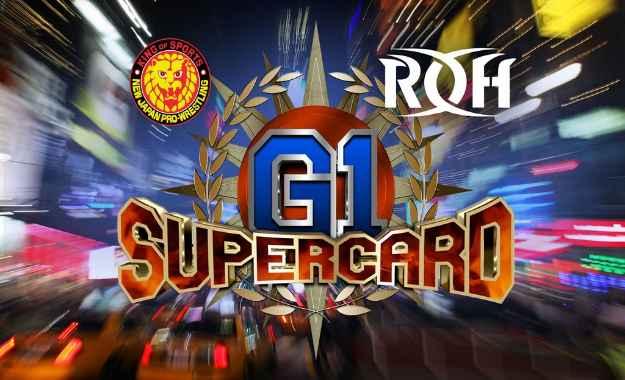Cartelera final del G1 Supercard