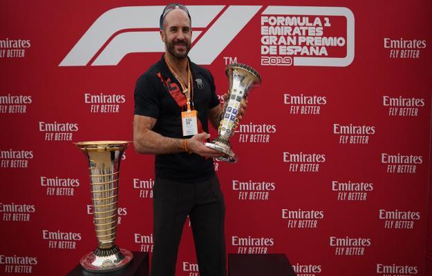 Cesaro Formula 1
