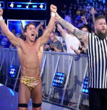 Chad Gable King of The Ring
