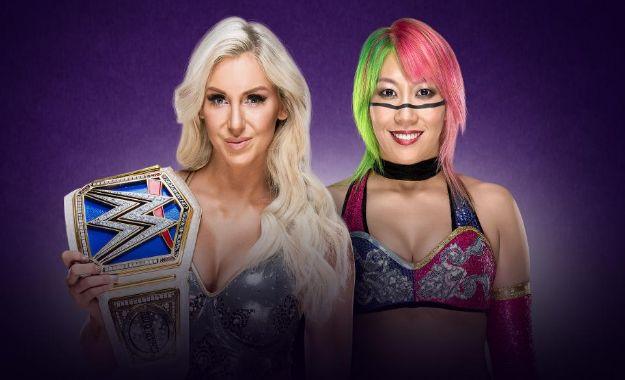 Charlotte Flair y Asuka: Primer careo en el ring en SmackDown