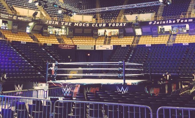 WWE noticias Chattanooga