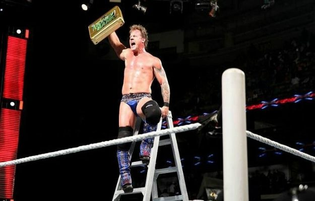 Chris Jericho Money in the Bank