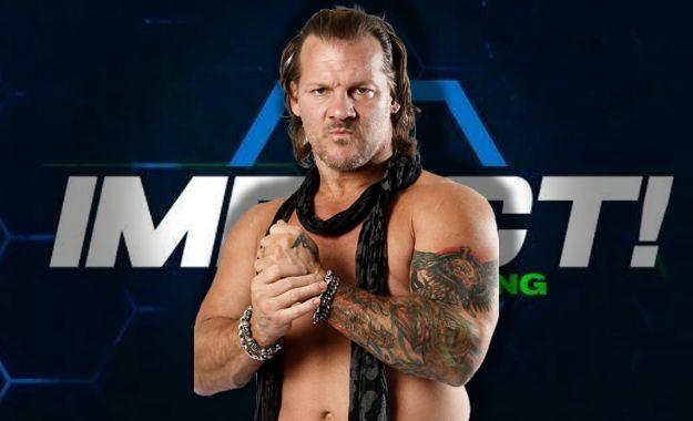 Chris Jericho estaría en negociaciones con Impact Wrestling para un contrato a tiempo parcial