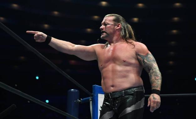 Chris Jericho hace historia nuevamente
