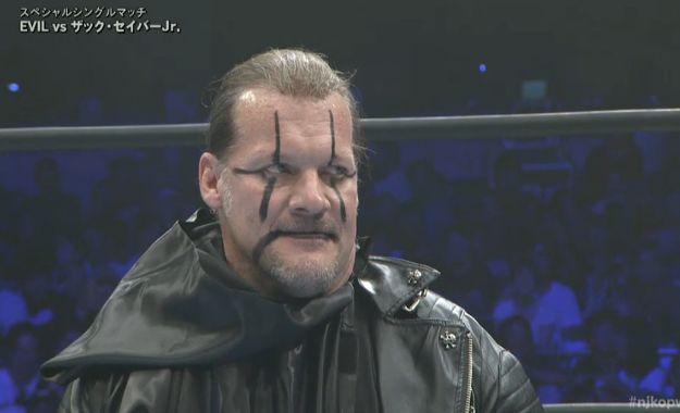 Chris Jericho y los celos de Tetsuya Naito hacia él