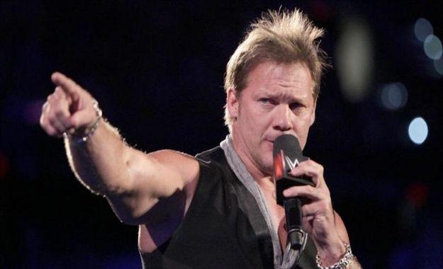 Chris Jericho se divierte sobre el episodio 1000 de SmackDown Live