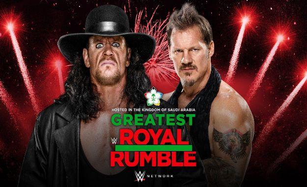 Chris Jericho sustituye a Rusev ante Undertaker en Greatest Royal Rumble