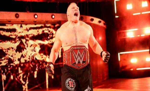 Cinco posibles rivales para Brock Lesnar en WWE Wrestlemania 35