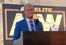 Cody Rhodes habla sobre Vince McMahon y WWE NXT