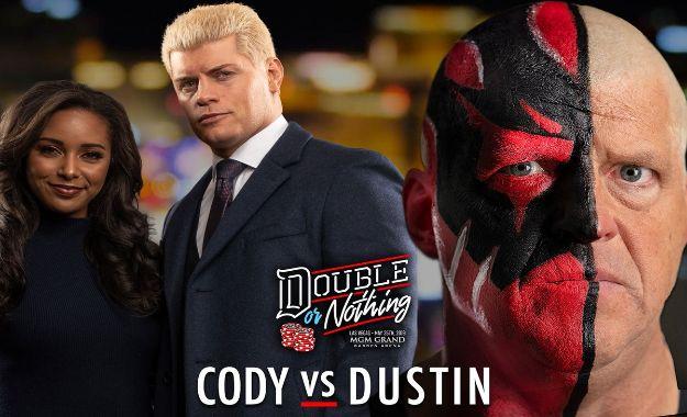 Cody vs Dustin AEW