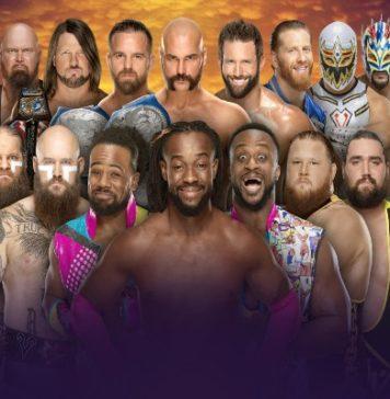 Combate WWE Crown Jewel