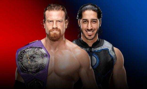 Combate por el campeonato crucero anunciado para Survivor Series
