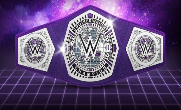 Combate por el campeonato crucero anunciado para WWE TLC