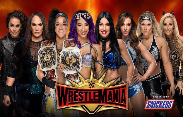 Combate por el título de parejas de WWE