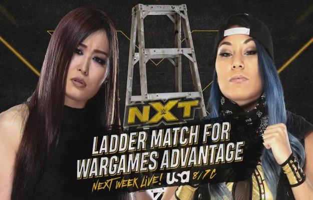 Combates NXT