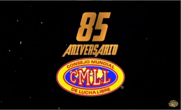 Conferencia 85 Aniversario CMLL