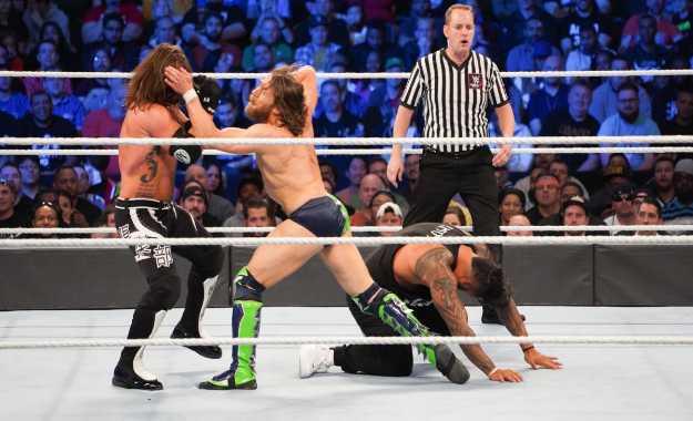 Crece la tensión entre Aj Styles y Daniel Bryan en el SmackDown 1000