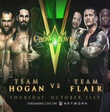 WWE Crown Jewel: La pelea 5 vs 5 sufrio un cambio de ultima hora