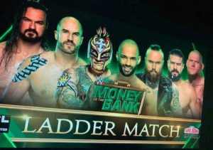 Participantes Money in the Bank