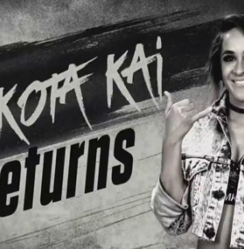 Dakota Kai NXT