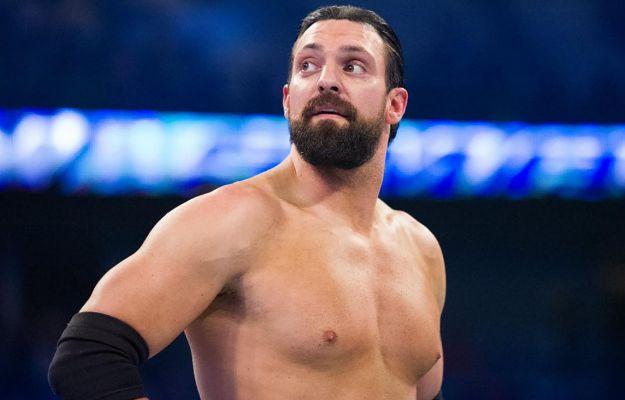 Damien Sandow Wrestling
