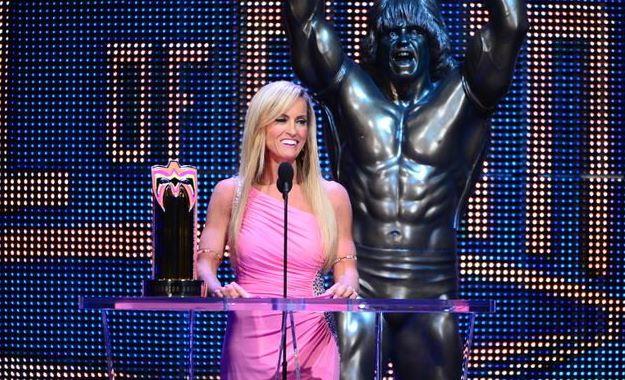 WWE noticias Dana Warrior