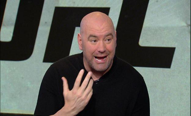 Dana White estará presente en Wrestlemania 34 Dana White confirma el interés en contratar nuevamente a Brock Lesnar