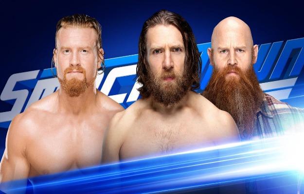 Daniel Bryan WWE SmackDown