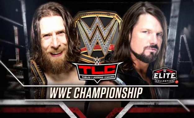 Daniel Bryan defenderá el WWE Championship contra AJ Styles en TLC