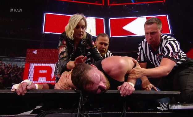 Dean Ambrose despedida WWE RAW