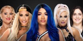 Equipo de SmackDown en Survivor Series 2019