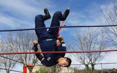 Django mejor luchador latino 2017