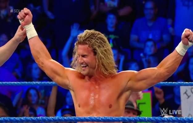 Dolph Ziggler vence a Xavier Woods en WWE SmackDown Live