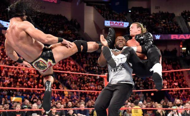 WWE noticias Dolph Ziggler y Natalya llegan a WWE RAW