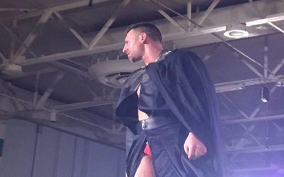 Donovan Dijak ha debutado en NXT