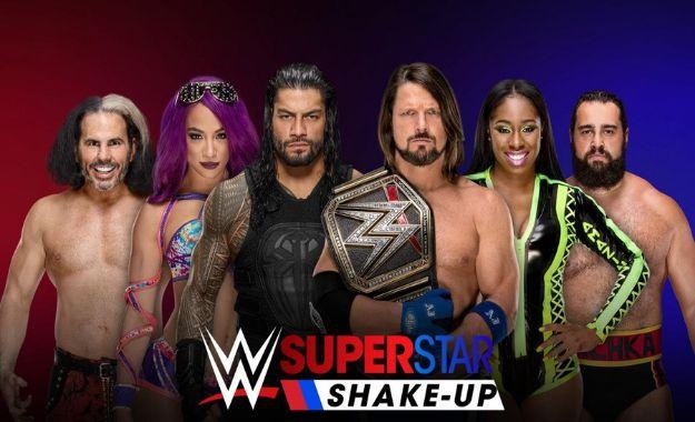 Dos grandes nombres en el backstage de SmackDown Live SmackDown Live Audiencia 17 de Abril de 2018