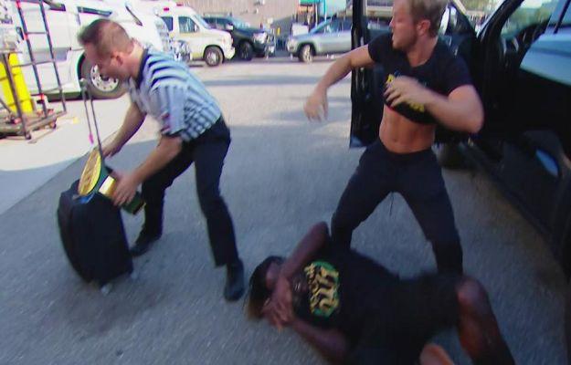 Drake Maverick nuevo campeón WWE 247 en SmackDown Live